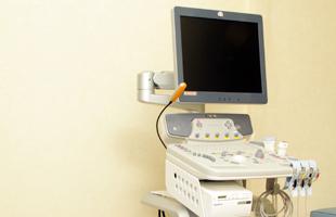 超音波診断装置の写真