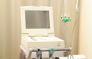 心電図の写真